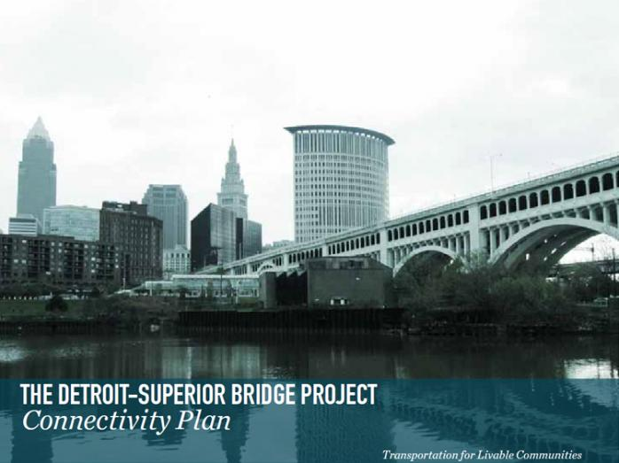 The Detroit-Superior Bridge Project Connectivity Plan